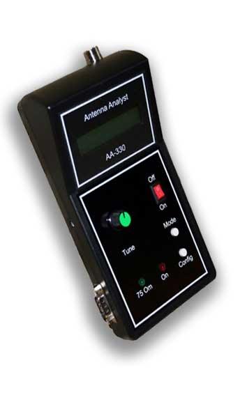 R-Quad -- Антенный анализатор АА-330